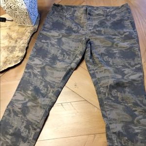 Maurice stretch camo